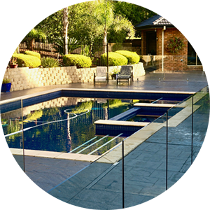glass pool fence installation melbourne