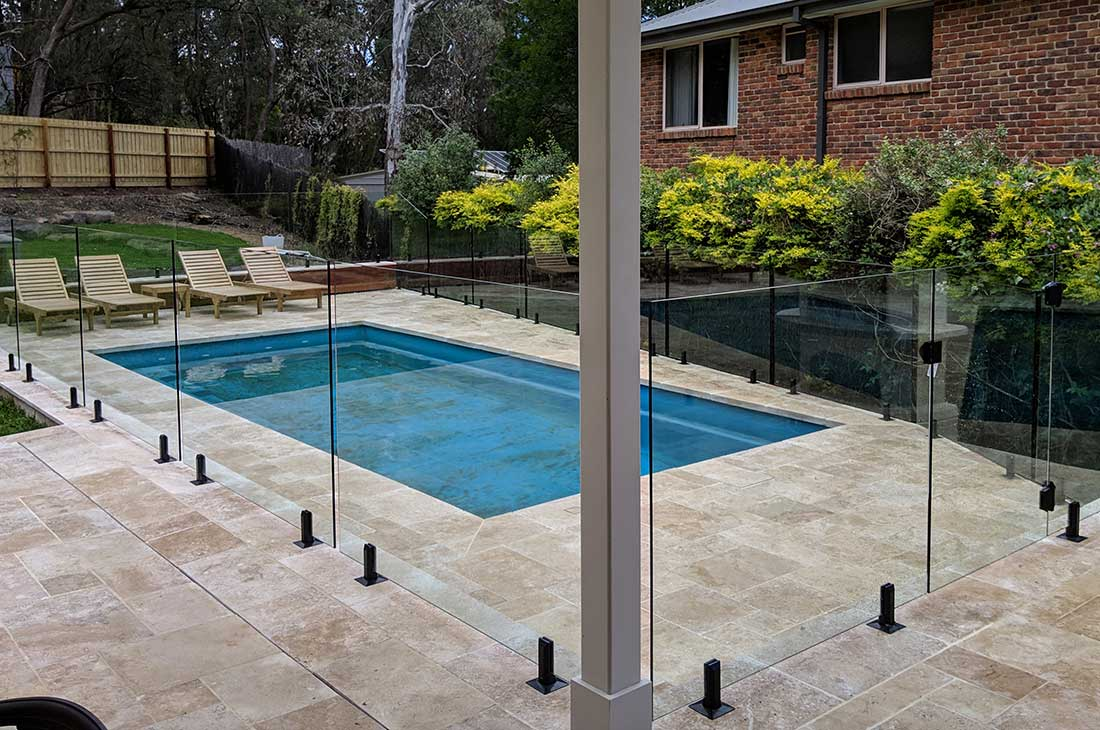 Frameless Glass Pool Fencing Design Installation Zero Edge