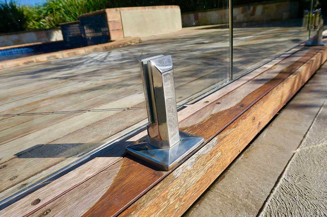 Toughened Glass Fencing