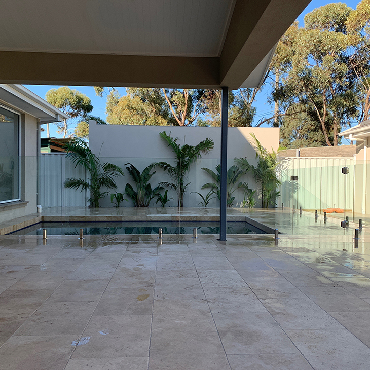 glass pool fence installation keilor park